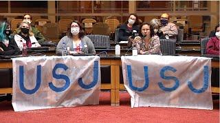 Audiência Pública debate sobre o não credenciamento da USJ
