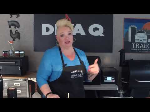 Traeger Kitchen Live: Diva Q