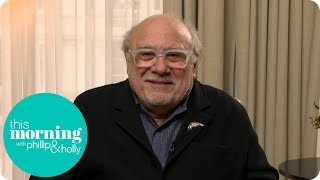 Danny DeVito Reveals What Made Him Emotional on the Set of Dumbo | This Morning