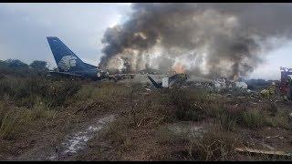 Sin víctimas por accidente aéreo en Durango: Aeroméxico
