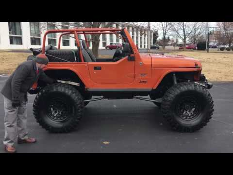 Jeep TJ V8 HEMI Power