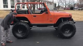 Jeep TJ V8 HEMI Power | Best Jeep TJ Conversions at Cross Jeep