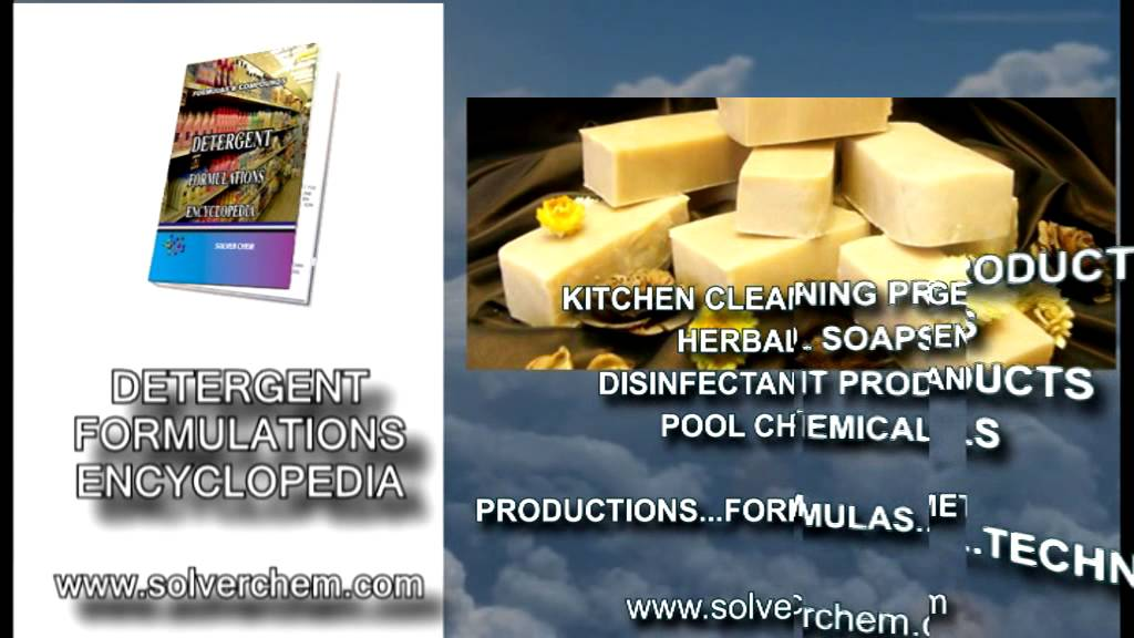 Formulation of stainless steel cleaner | Compounds