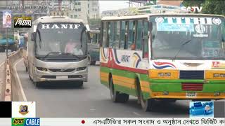 ঈদের পর কর্মব্যস্ততা বাড়তে শুরু করেছে রাজধানীতে | SATV News June 19, 2018