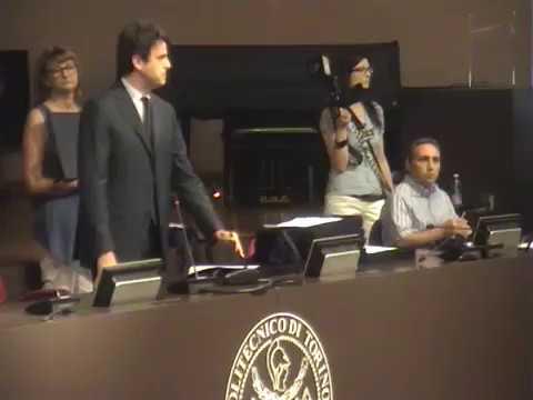 Proclamazione laurea for Giardino unisalento