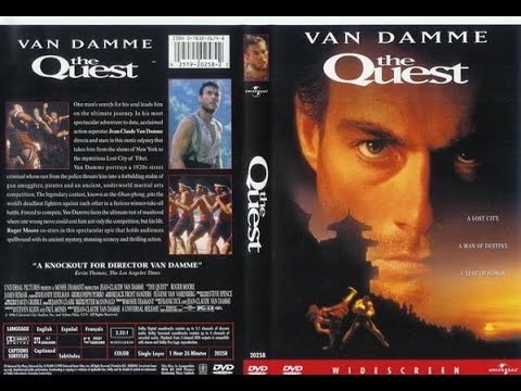 the quest full movie 1996
