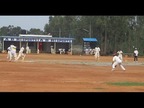 ABR SPORTS - Greater Bangalore Challenger Cup - III: Finals Xerox Vs SanDisk - Xerox Innings(I1)