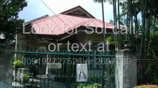 Cebu House Lot For Sale -Poblacion, Talisay City Cebu