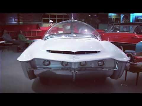 Необычный автомобиль с футуристическим дизайном Astra-Gnome