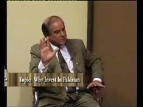 TARIQUE KHAN JAVED'S SHOW ON 'WHY INVEST IN PAKISTAN' PART 2