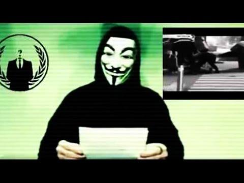 10 Krasse Fakten über Anonymous !