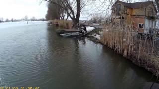 Рыбалка на оз. Вовкове в Киевской области. Ловля на джиг.