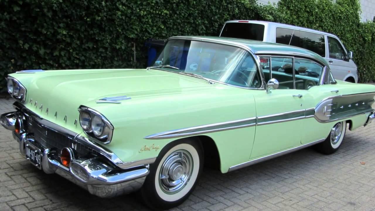 Pics photos 1958 pontiac for sale - Pontiac Star Chief V 8 Hardtop