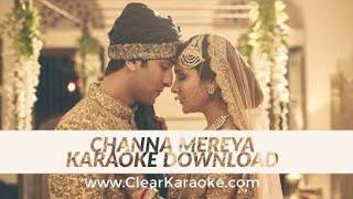 Channa Mereya Karaoke With Lyrics Sad_Version___Arijit_Singh___Unplugged___Ae_