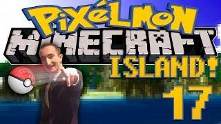 Minecraft: Pixelmon Island (Pokemon Mod) #17 I GOT HACKED!