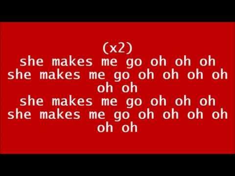 Sean Paul feat  Arash - She makes me go (Lyrics)