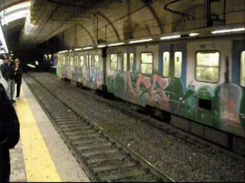 Metropolitana di Roma / Metro Rome
