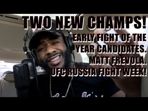The Weekly Scraps EP 18: Two FOTY Candidates at UFC236, Frevola clinches UFC win