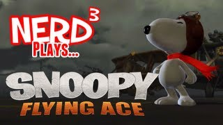 Nerd³ Plays... Snoopy Flying Ace