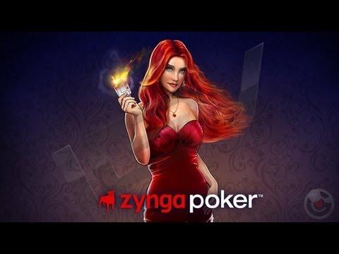 Poker By Zynga - IPhone & IPad Gameplay Video