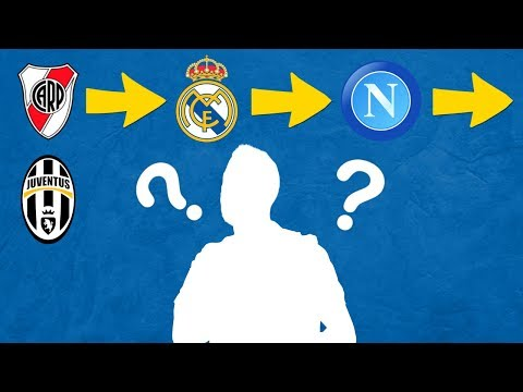 Can You Guess The Footballer From Their Transfers?(Part 3) | Football Quiz