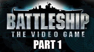 Battleship Walkthrough - Part 1 Opening Cole Mathis PS3 XBOX PC Let