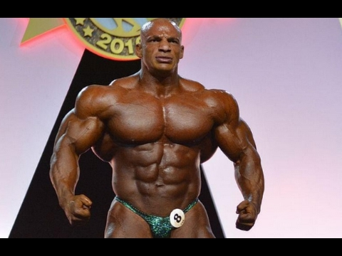 BIG RAMY CAN BE MR OLYMPIA !