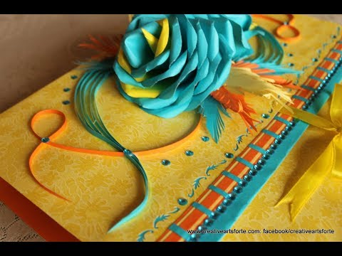 birthday-card-for-brother!!-scrapbook|-album|-multilayered-card