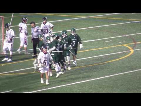 Madsen Twins Senior Lacrosse Highlight Video 2016 Locust Valley High School