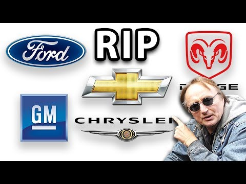 The Truth About American Car Brands, What Went Wrong