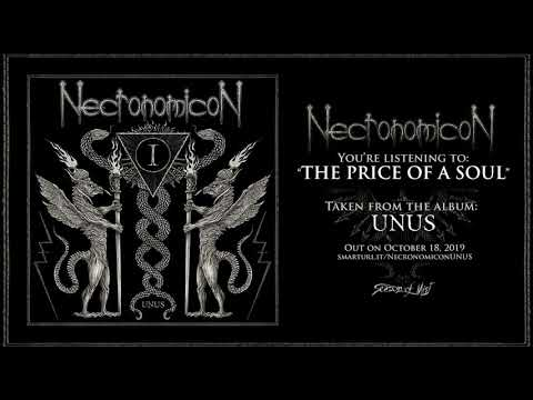 Necronomicon - The Price of A Soul (Official Track)