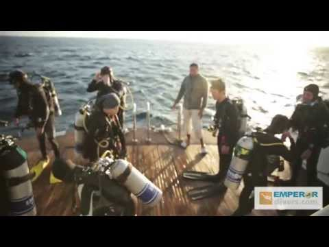 Emperor Elite -- Red Sea Liveaboard Diving At Its Best