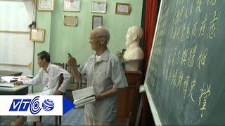 Lớp học Hán Nôm của lão ông tuổi 90 | VTC