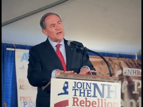 NH Rebellion Presentation by Republican Presidential Candidate Jim Gilmore