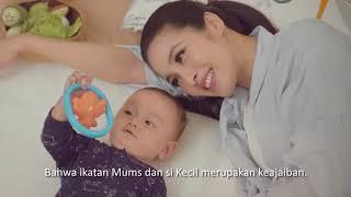 Pantau Tumbuh-Kembang Anak dengan Teman Bumil seperti Sandra Dewi!