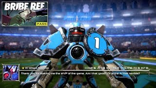 BRIBING THE REF TO CHEAT FOR MY TEAM! Mutant Football League Dynasty Edition Gameplay Ep. 1