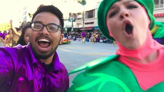 The Journey To The Rose Parade with Movin' On Up Productions