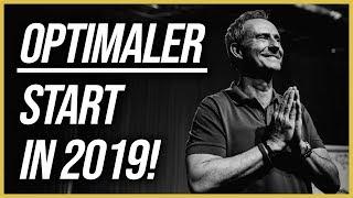 Die 3x3-Methode | OPTIMAL ins neue Jahr 2019 starten