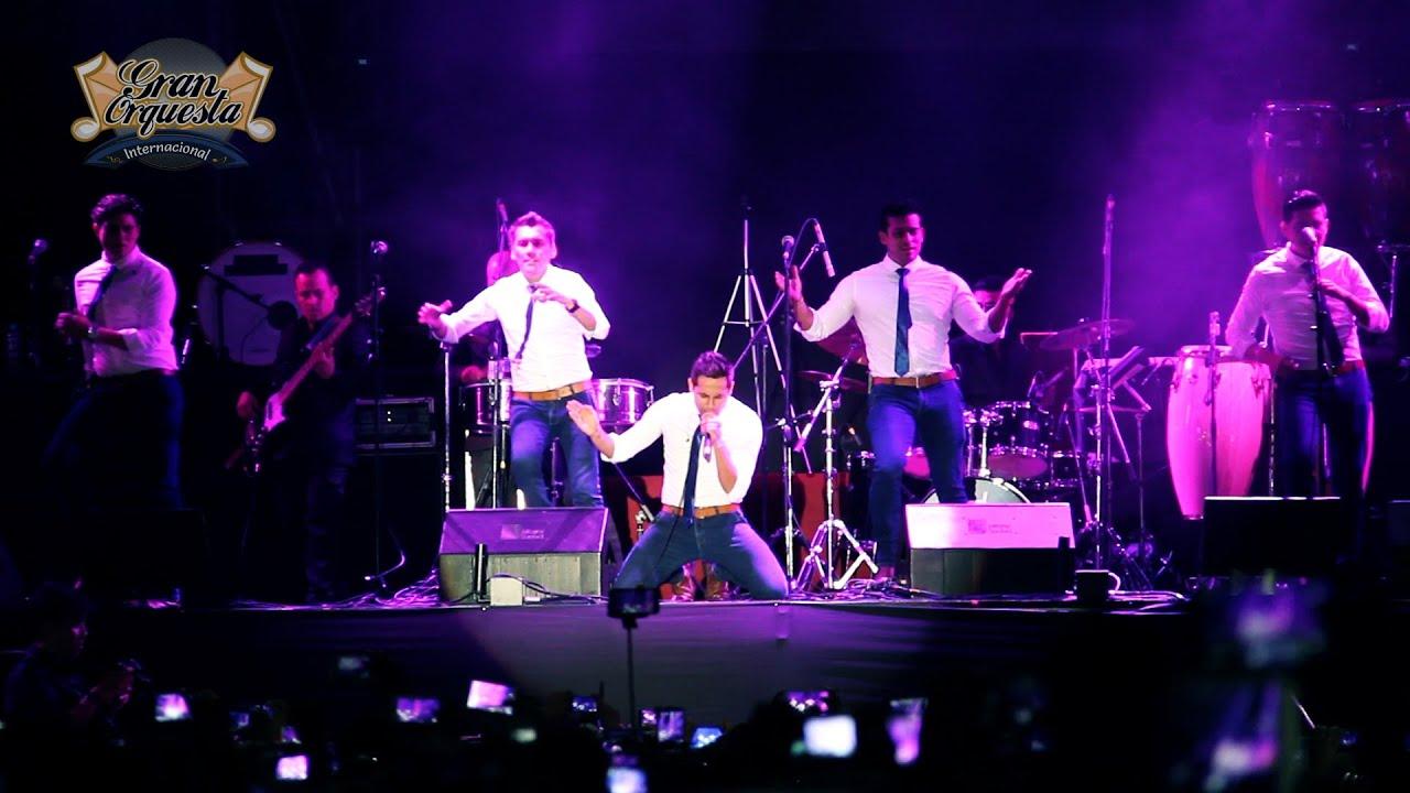 """""""Gran Orquesta Internacional"""" En El Concierto De Romeo"""