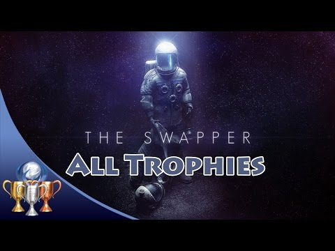 The Swapper [PS4] Trophy Guide - All 10 Trophies - All Hidden Secret Terminals (I-X)