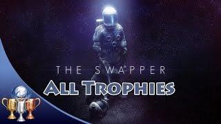 The swapper [ps4] trophy guide - all 10 trophies - all hidden secret terminals (i-x)
