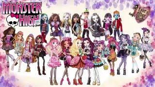 Распаковка посылки с куклами монстр хай - unpacking parcels of Monster High dolls.(Сегодня я решила выложить мини-ролик, такая себе превьюшка на тему будущих обзоров. Получила посылку с куко..., 2016-02-17T22:43:32.000Z)