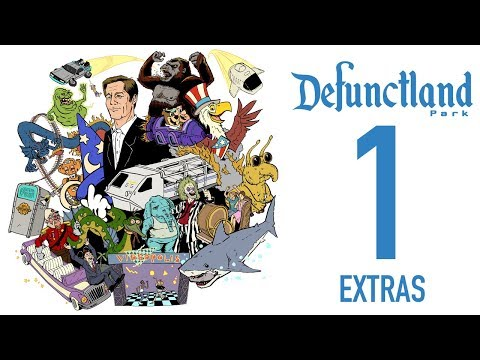 Defunctland: Unused and New Footage of Extinct Attractions