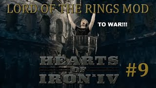HoI4 - Waking the Tiger - Lord of the Rings mod - Saruman - Part 9