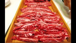 """가성비 끝내주는 소고기 정육식당 """"포항 대이동…"""