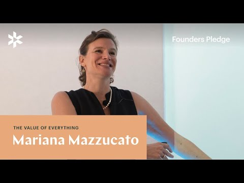 The Value of Everything | Mariana Mazzucato