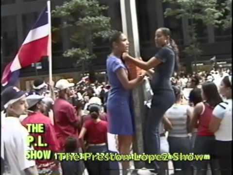 Dominican Parade /Washington Heights (2003) -Preston Lopez Show