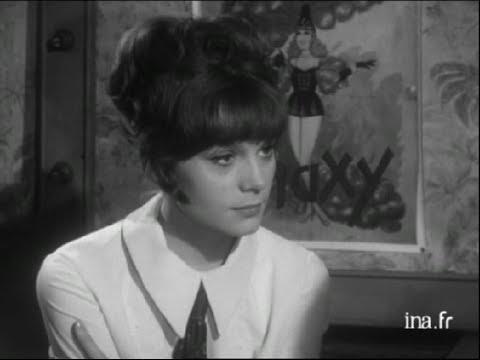 Françoise Dorléac - Interview 1962