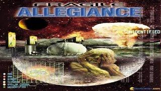 Fragile Allegiance gameplay (PC Game, 1997)