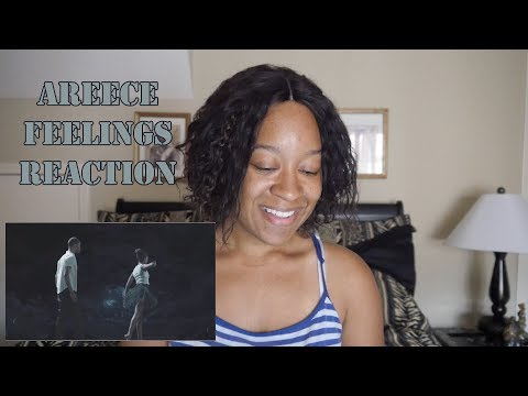 AReece- Feelings ft. Flame (Official Music Video) Reaction | GABBIreACTS